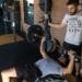 treinamento em academia em Sorocaba