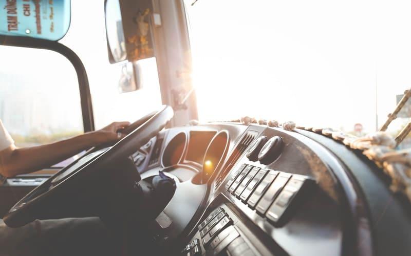 profissão motorista caminhoneiro de cargas