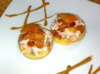receita de alcachofra co salmão
