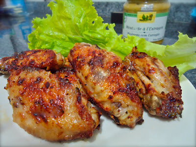 receita de frango na mostarda