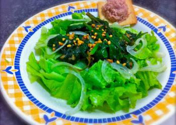 Receita de salada de espinafre com repolho